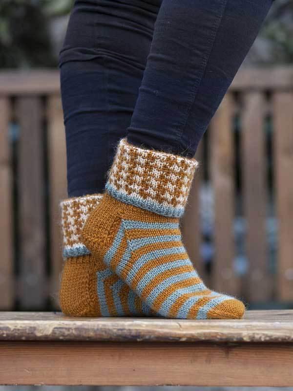 Dumle sokken