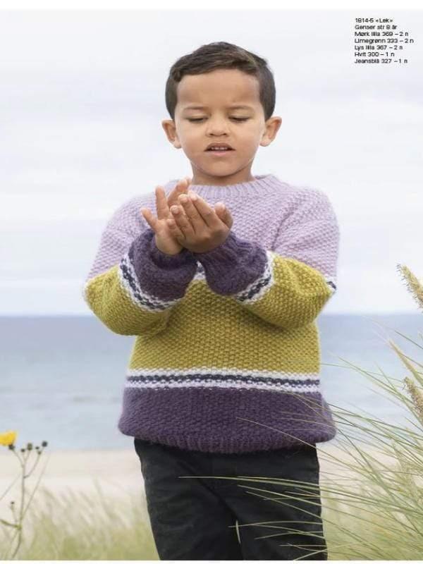 Lek genser