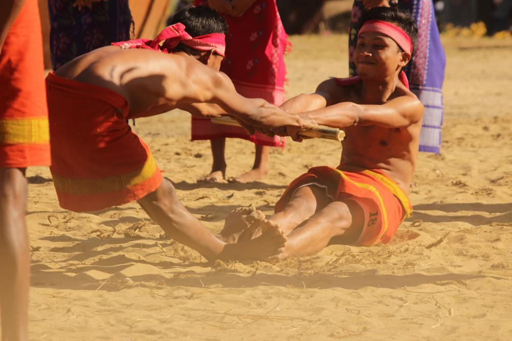 Garos Traditional Games and Sports