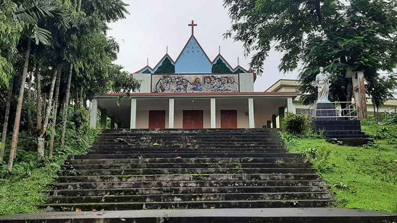 History of Catholic Missions among the Garo of Mymensing