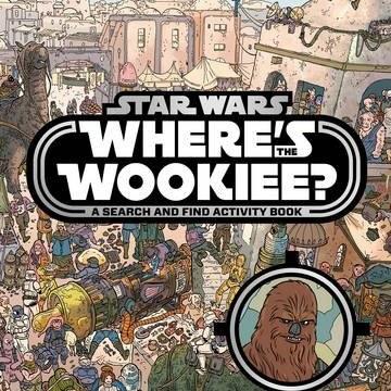 """Star Wars ganha versão do livro """"Onde está Wally?"""""""