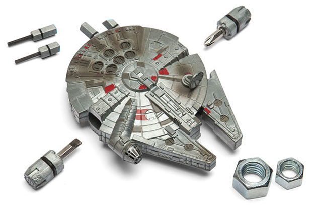 Kit de ferramentas Millennium Falcon