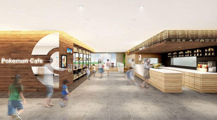 Café inspirado em Pokémon será aberto em Tóquio