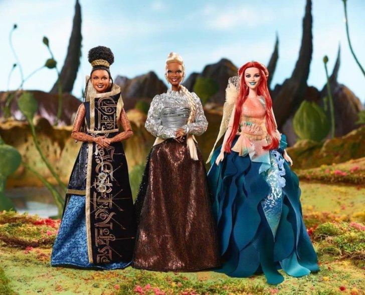 Uma Dobra no Tempo: Mattel cria Barbies Celestiais personagens do filme