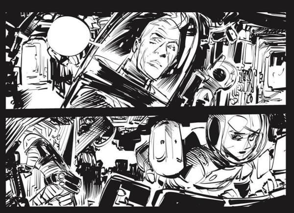 Quarto volume da Graphic MSP Astronauta será lançado na CCXP 2018