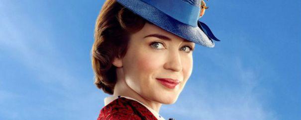 Mary Poppins: Disney revela primeiro teaser do remake