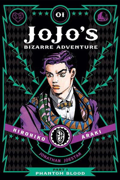 capa jojo's bizarre adventure