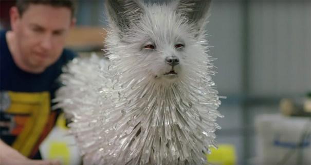 Star Wars - Os Últimos Jedi: Veja como foram criadas as raposas de cristal