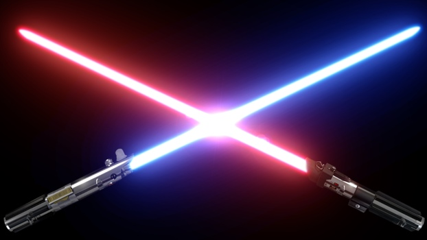 sabres de luz lightsabers