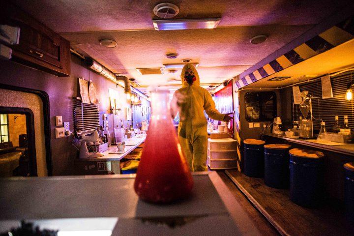 Conheça o ABQ, um bar totalmente imersivo inspirado em Breaking Bad