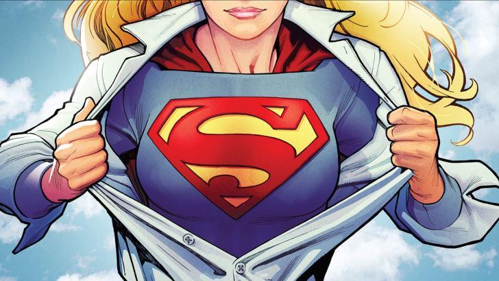 Supergirl: Warner Bros anuncia filme da heroína!