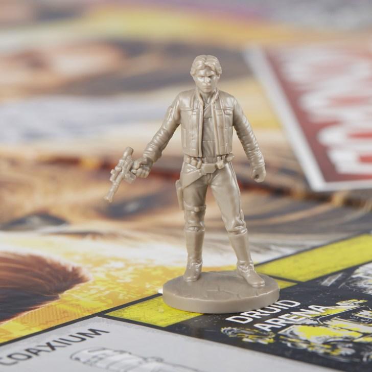 Miniatura Han Solo