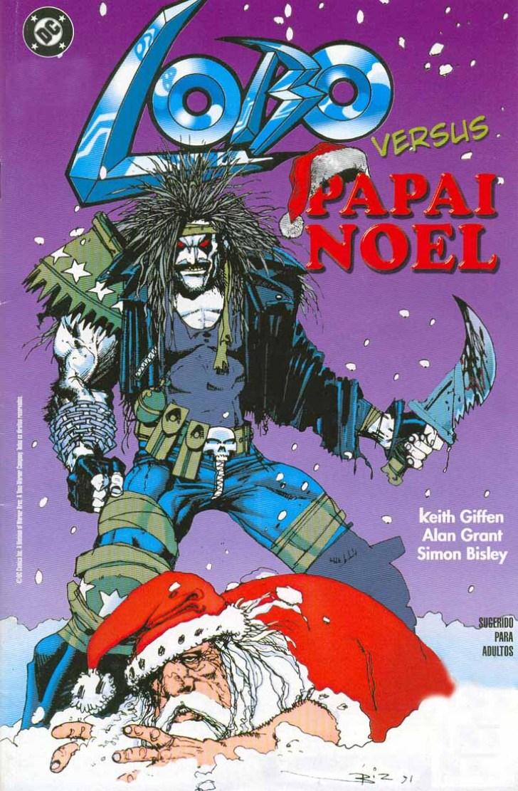 Lobo vs Papai Noel