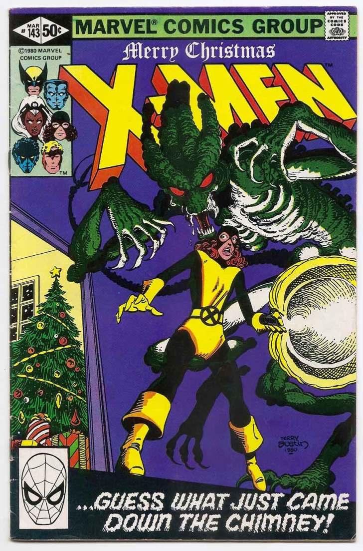 X-men uncanny 143