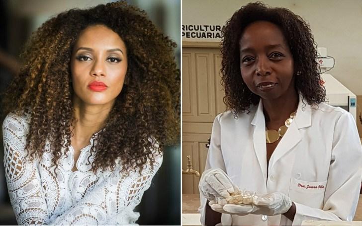 Tais Araújo interpretará cientista Joana D'Arc Félix nos cinemas