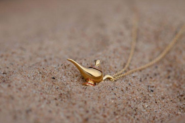 Aladdin: Nova coleção de joias irá te levar para um mundo ideal