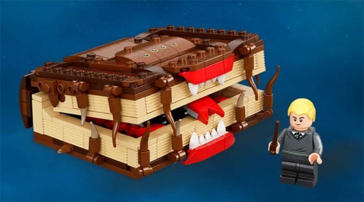 Harry Potter: LEGO lança Livro Monstruoso dos Monstros