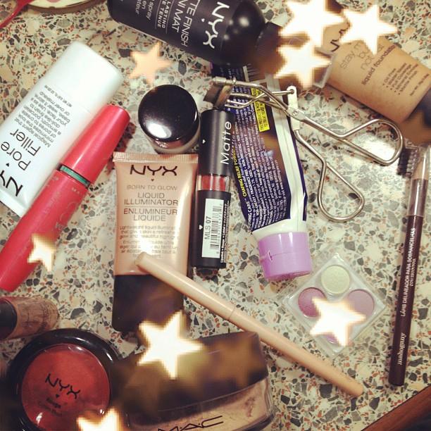 maquiagem clássica