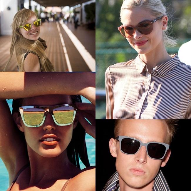 óculos absurda espelhado