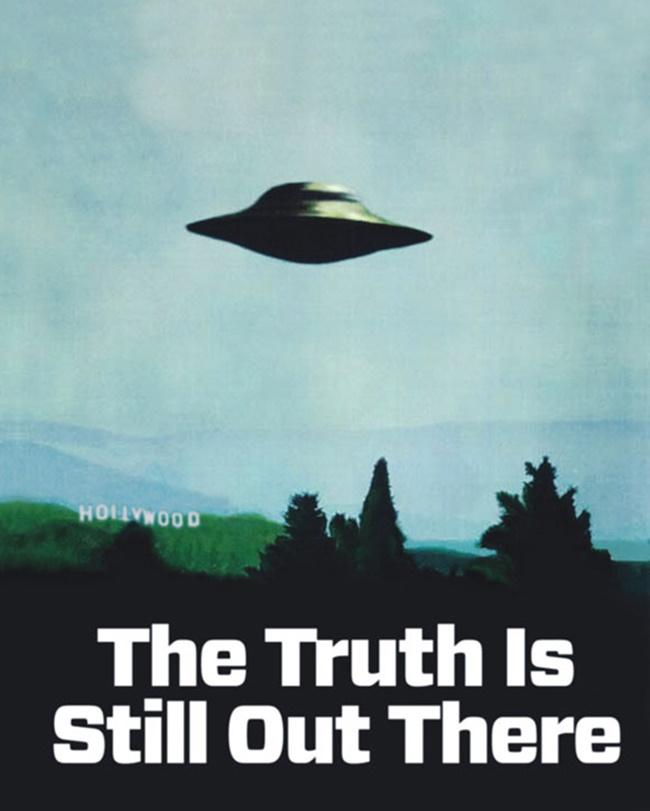 a verdade está lá fora