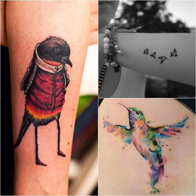 tatuagens-com-passaros