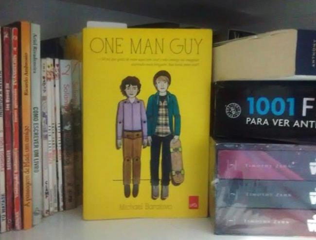 one-man-guy