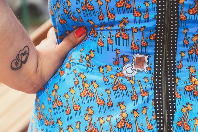 vestido girafas8