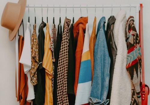 Itens básicos de um guarda roupas