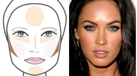 d59f7f414a3a0 Contorno facial para todos os rostos