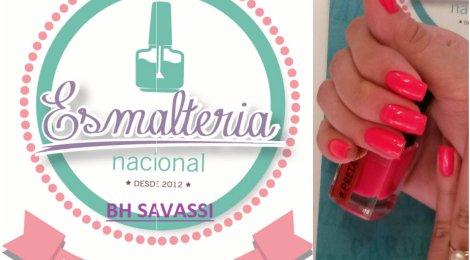 Esmalteria Nacional Savassi - Esmalte também é moda!