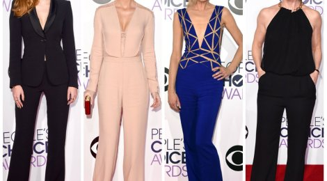 Red Carpet - People's Choice Awards 2015, melhores e piores looks!