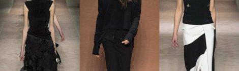 Desfile Victoria Beckham na #NYFW