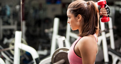 Dica para treino de tríceps