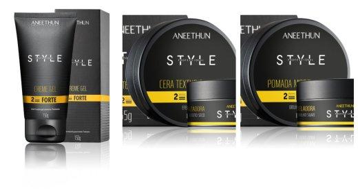 -linha Style Professional Aneethun