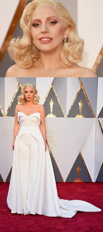 Lady Gaga veste Bradon Maxwell