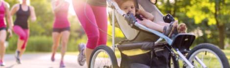 Mamãe sarada - Exercicios pós gravidez, respeite o tempo do seu corpo