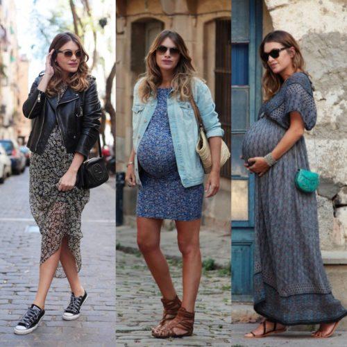 moda gestante-vestidos-longo