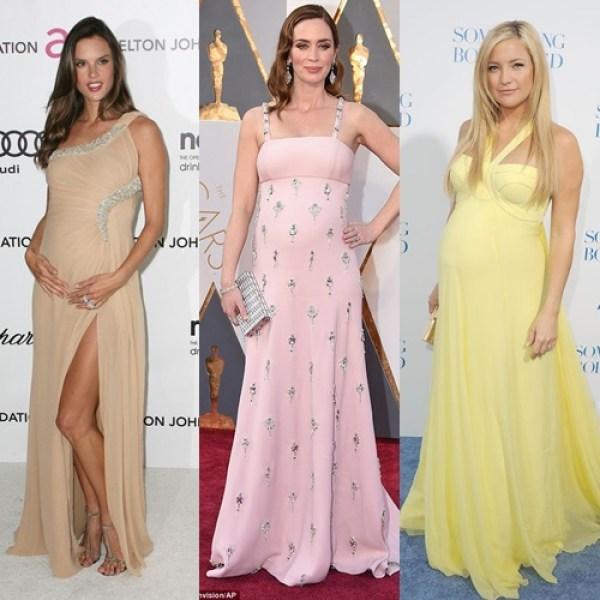 vestidos para festa gravida