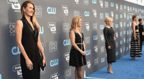 Os Melhores looks do Critics Choice Awards 2018