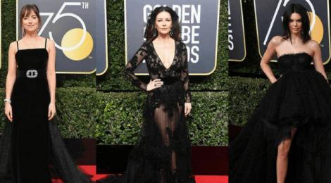 Os melhores looks do Golden Globe Awards 2018