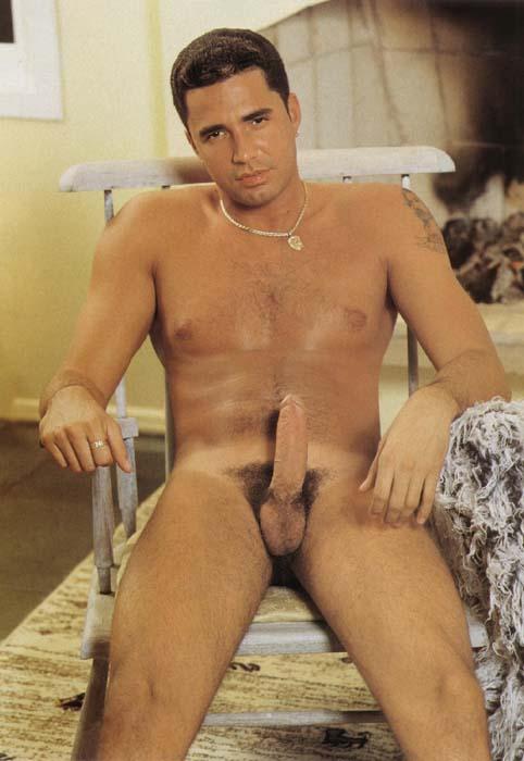 Naked Male Spanish Singer