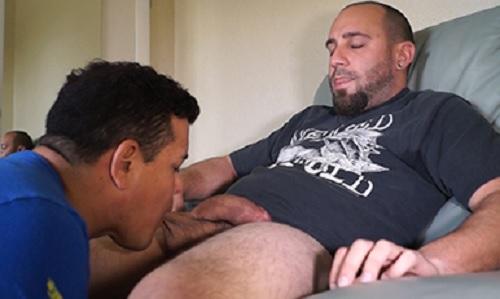 big nine video gay