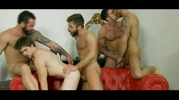 Pegação entre machos