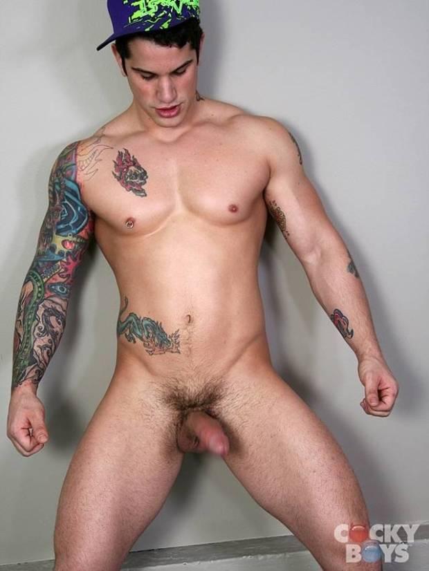 Homens nus