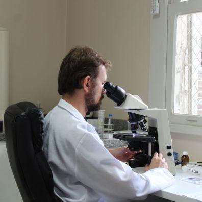 Laboratorio - Garra Hospital Veterinário