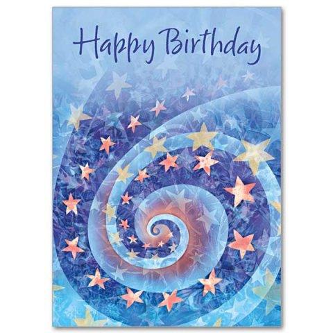 A Birthday Of Gods Many Blessings Birthday Card Pack 5 Garratt Publishing