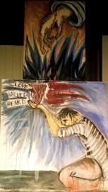 Present Arms Worship Art