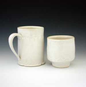 Great pair for drinking your favorite beverages!
