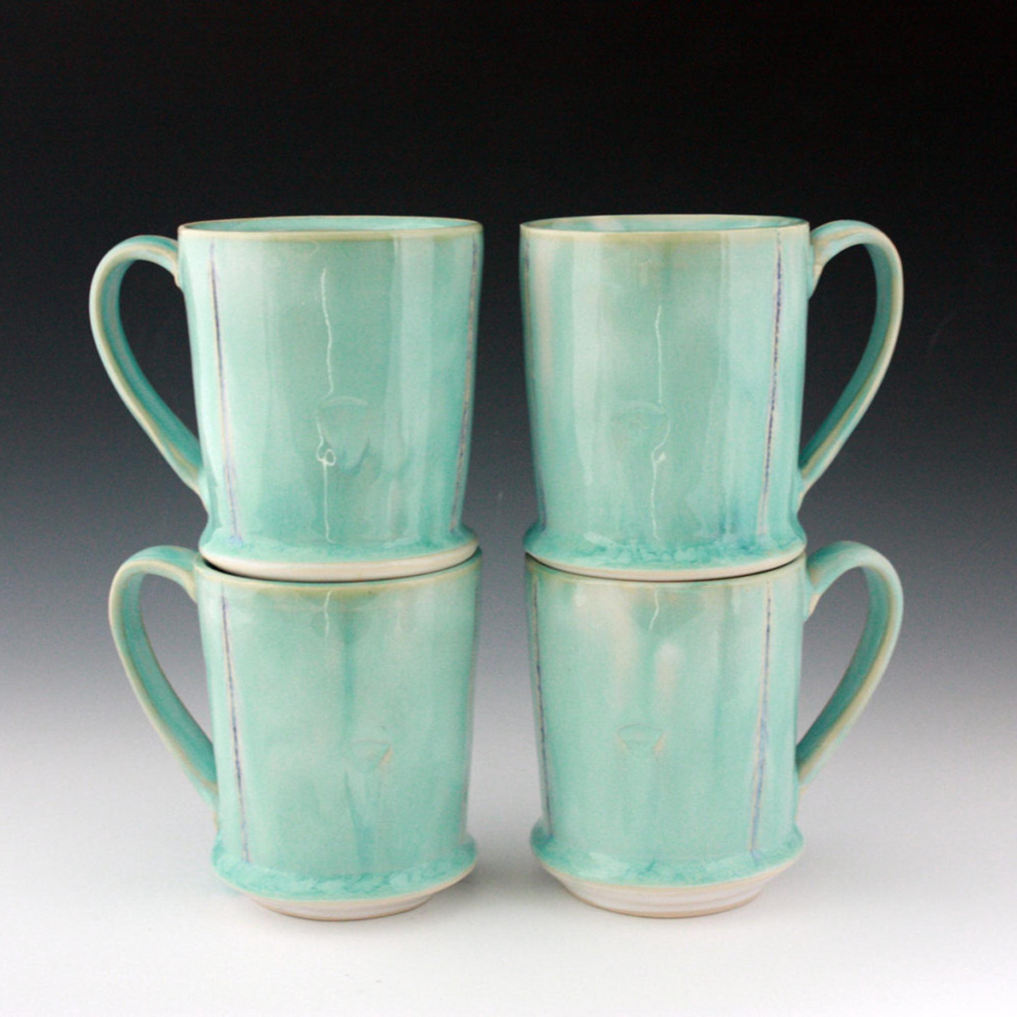 Garret Pndergrass Pottery | Fort Worth Water Garden Series