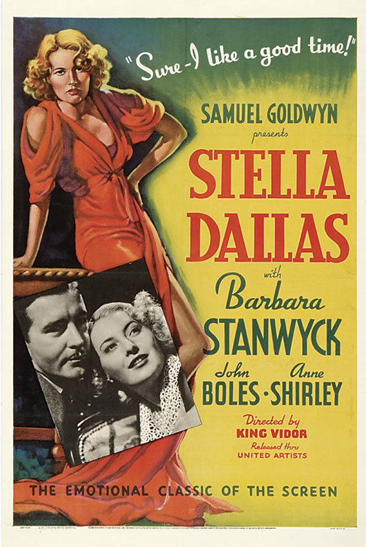 poster stella dallas